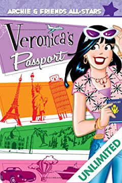 Archie & Friends All-Stars: Veronica's Passport